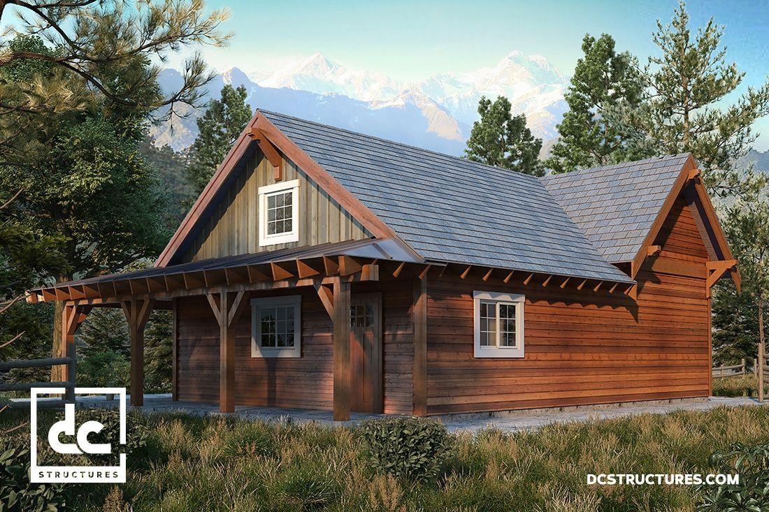 Rogue Cabin Kit 2 Bedroom Cabin Plan Cabin Kits Cabin Cabin Plans