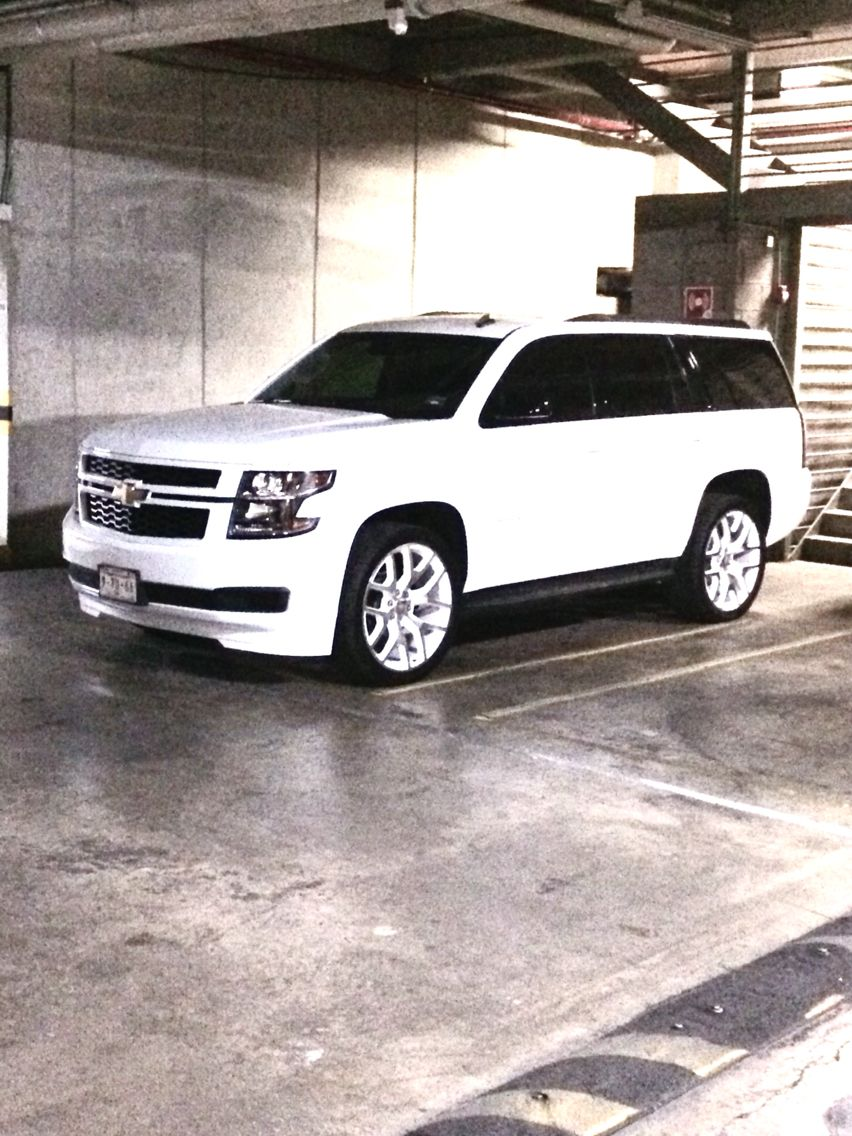 Chevy Tahoe 2017 More