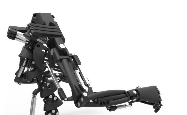 spotmini the robot dog has a pair of 3D printed bionic arms