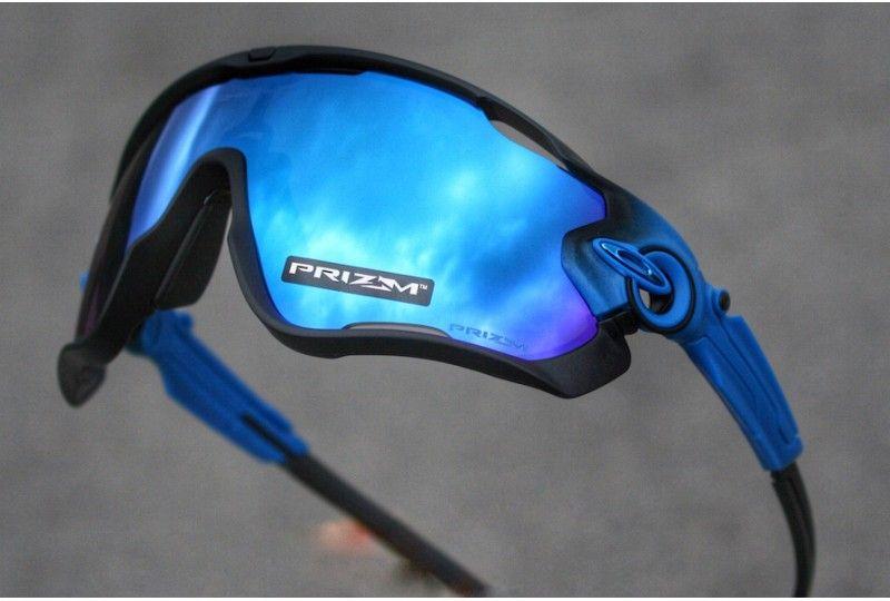 3930ccf12e Jawbreaker Sapphire Fade Prizm Sapphire Polarized OO9290-22 Oakley Eyewear