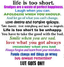 Life is too short.   Quotes, Quotes to live by