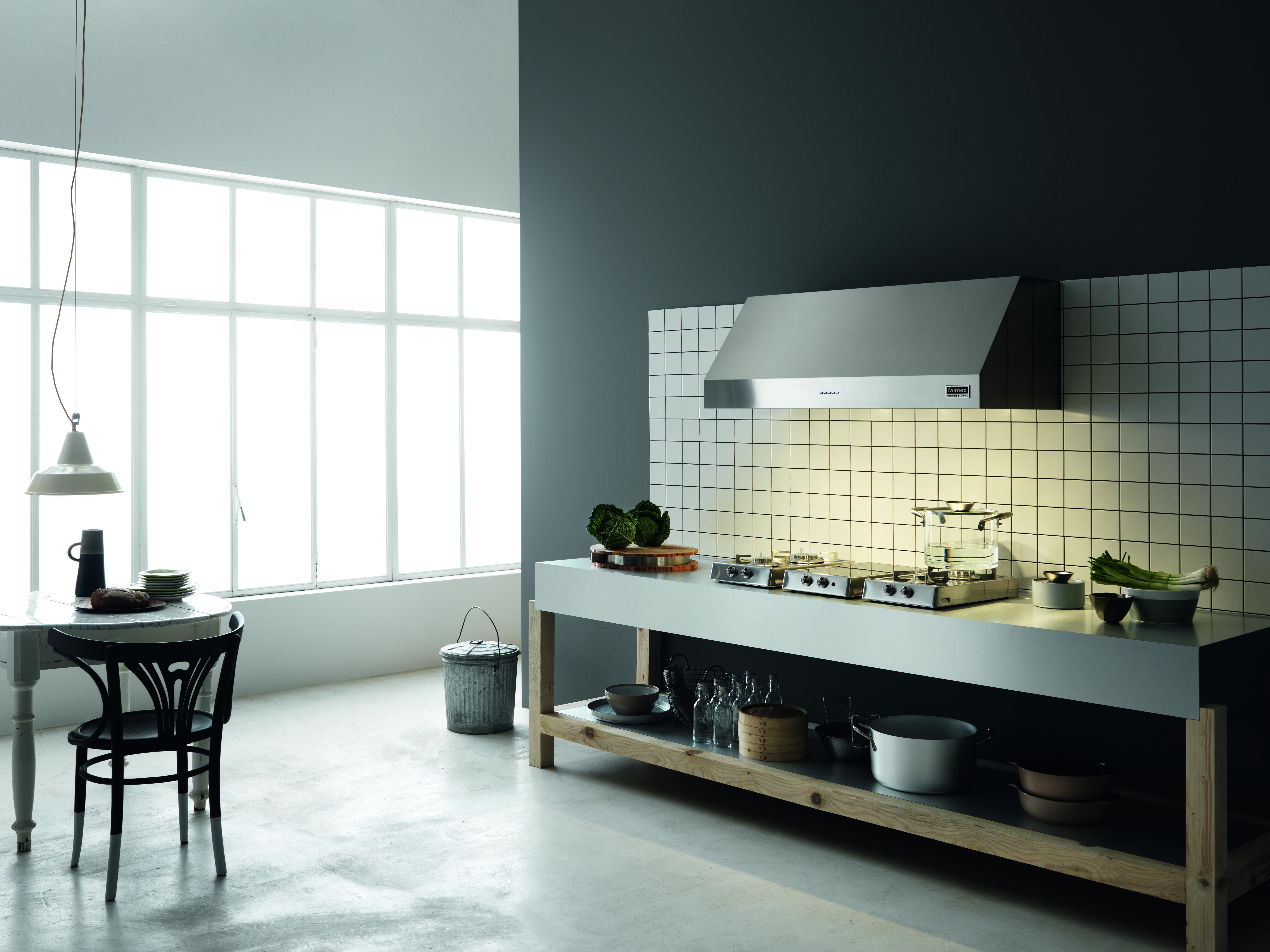 Zeus Architettura D Interni.Zeus Pro Falmec Professional Cucine E Pensili