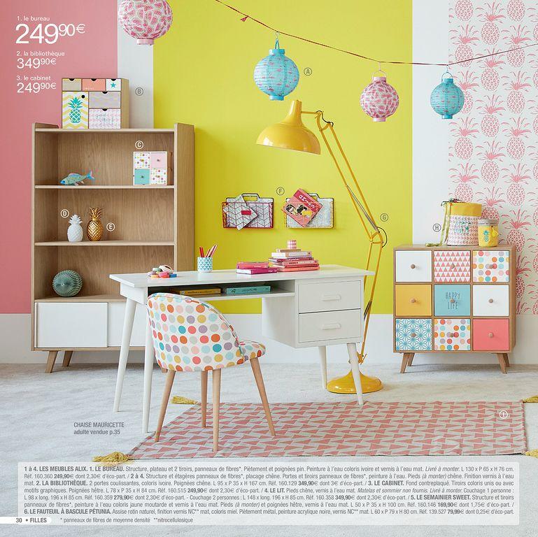Decouvrez La Collection Junior 2016 Maisons Du Monde Kids Bedroom Designs Kids Room Inspiration Baby Room Design
