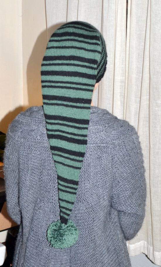 Bonnet de lutin   Tricot   Pinterest 576ad36a9ce