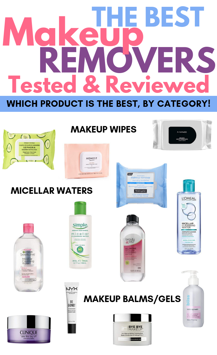 Best Makeup Removing Balms Test & Review Best makeup