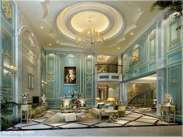 اجمل ديكورات جبس اسقف راقيه كلاسيك 2020 فخمة Cornice Design Ceiling Design Bedroom Ceiling Design