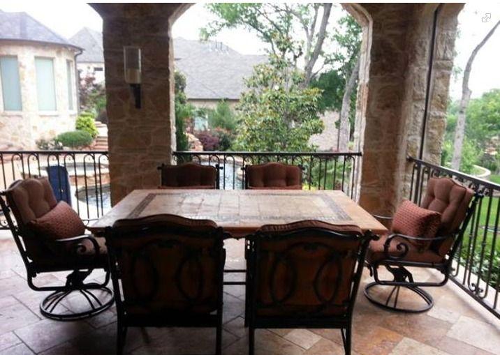 patio furniture yard art patio