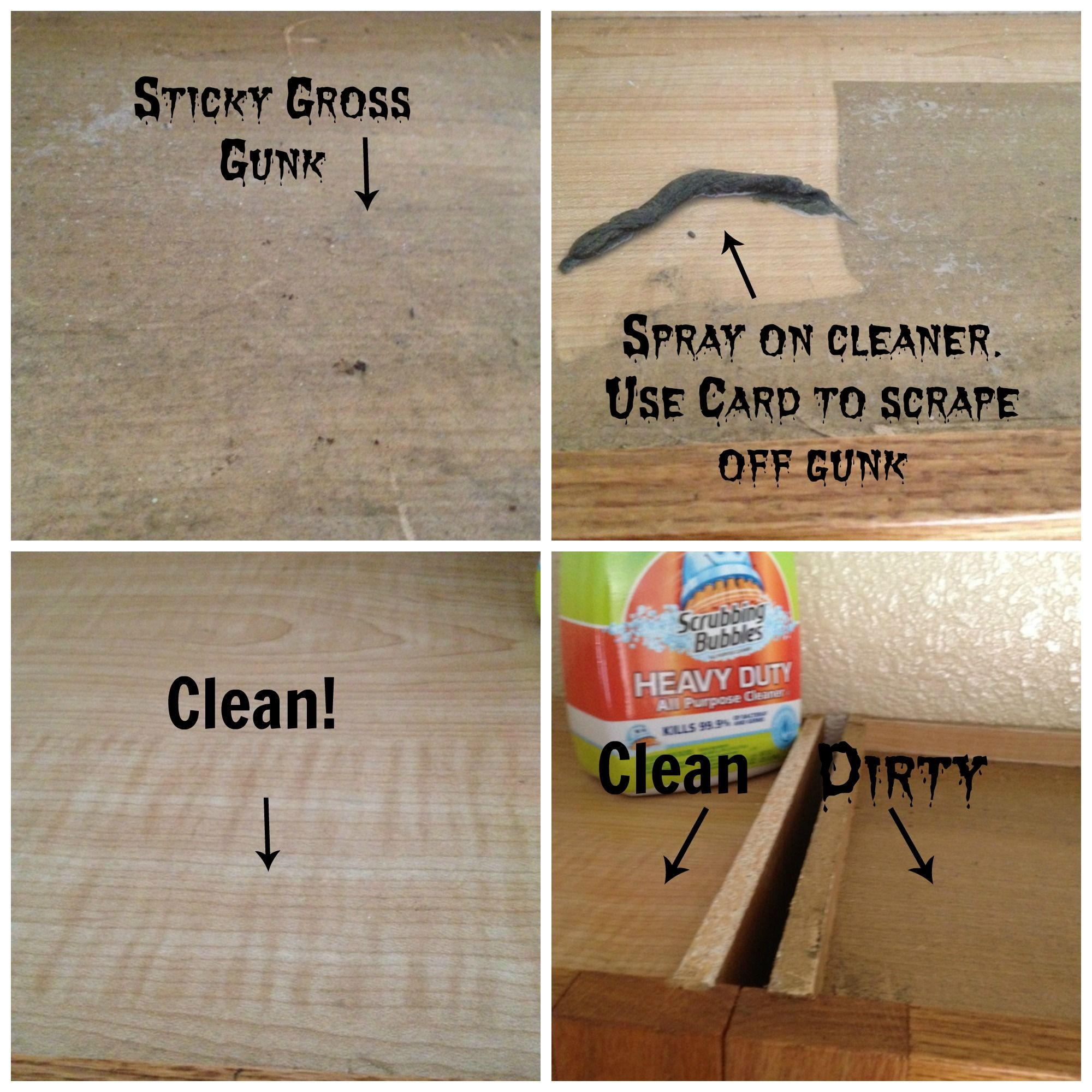 Degreaser For Wood Kitchen Cabinets Part - 16: How To Clean The Tops Of Greasy Kitchen Cabinets - Secret Tip