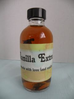 Heart, Hands, Home: Homemade Flavored Extracts (Vanilla, Lemon, etc....)