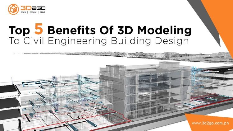 Advantages Of Using 3d Modeling To Civil Engineering Building Design 3d2go Philippines 3d Printing Services Civil Engineering Building Design 3d Printing Service