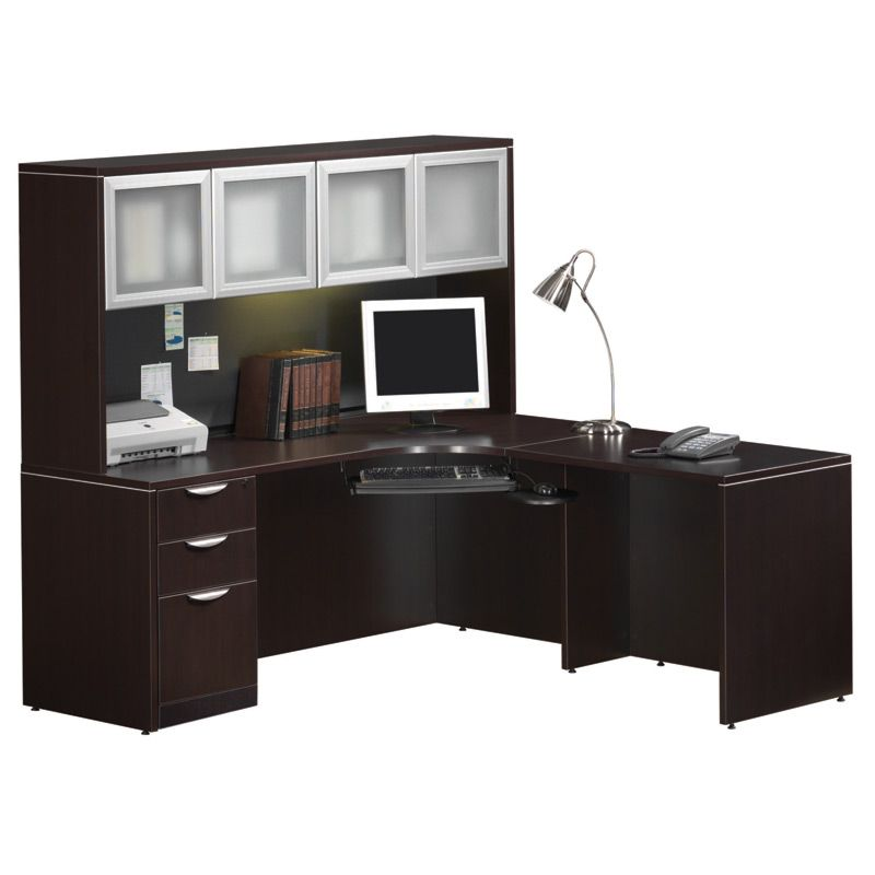 PL Series Complete Office Suite Are Ideal Secretarial Desks For Any Save Up To On Furniture From Worthington Direct