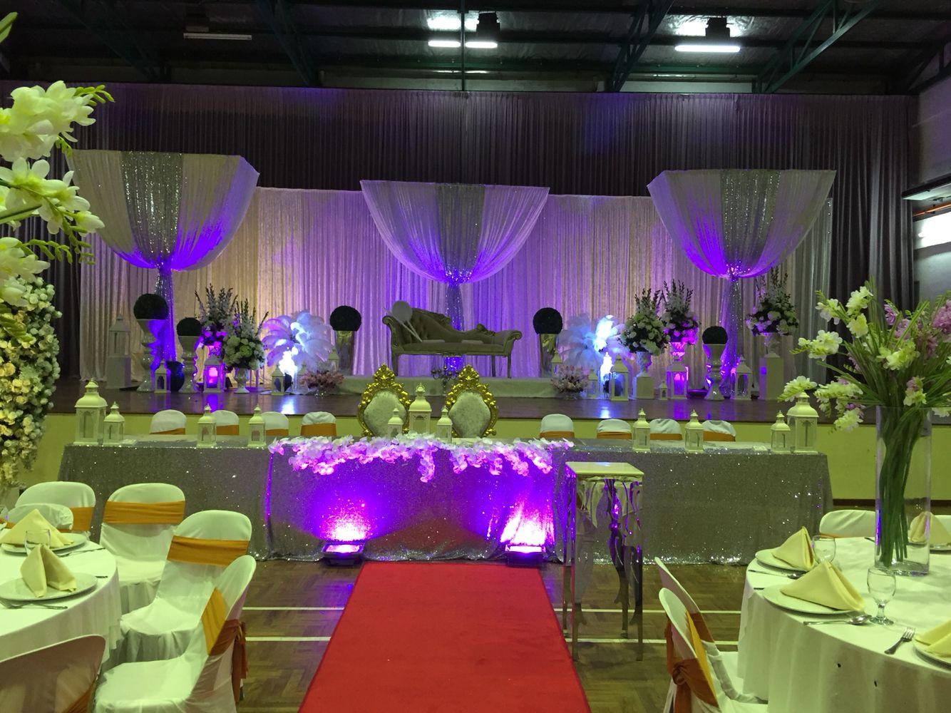 Wedding of que izwan dewan azalea johor bahru by the veil bridal wedding of que izwan junglespirit Images
