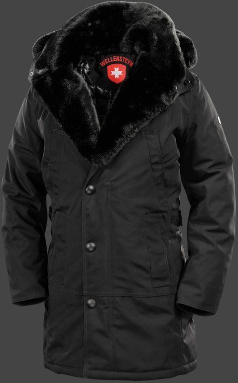 Winter Is Coming Wellensteyn Sandstorm Erkek Giysileri Mont Stil