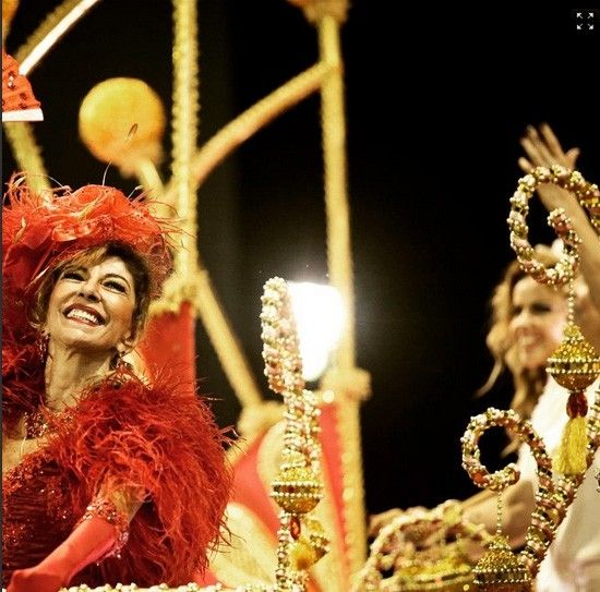 Marília Pera Carnaval Rio