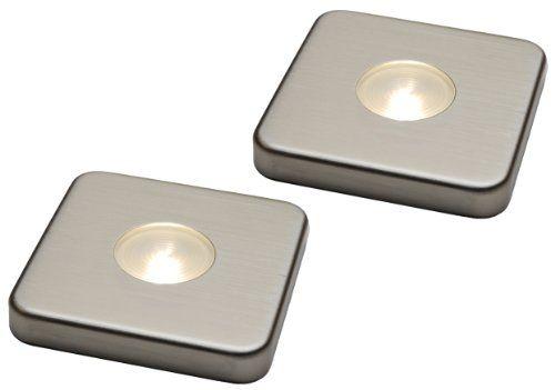 KÖNIG Küchen Beleuchtung LED Einbaustrahler, Type Granada SET2 - küche beleuchtung led