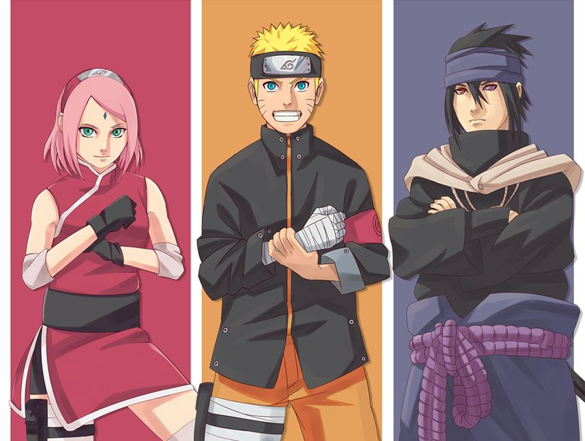 Team 7: Naruto Shippuden