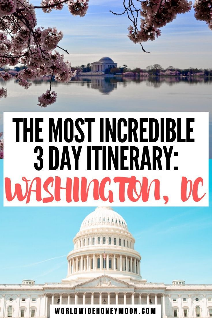 , The Most Incredible 3 Day Itinerary: Washington, DC, My Travels Blog 2020, My Travels Blog 2020