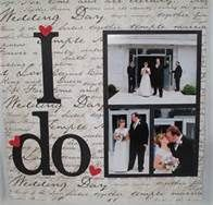 Wedding Scrapbook Layouts - Bing Images