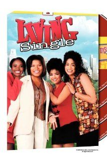 Living Single - The adventures of Khadijah, Regine, Max and Synclair