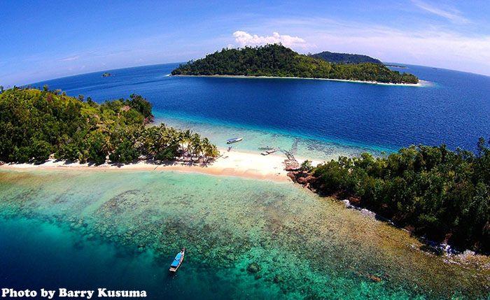 Keindahan Alam Pulau Sumatera Dari Udara Kaskus The Largest Indonesian Community Pulau Pantai Kota Padang