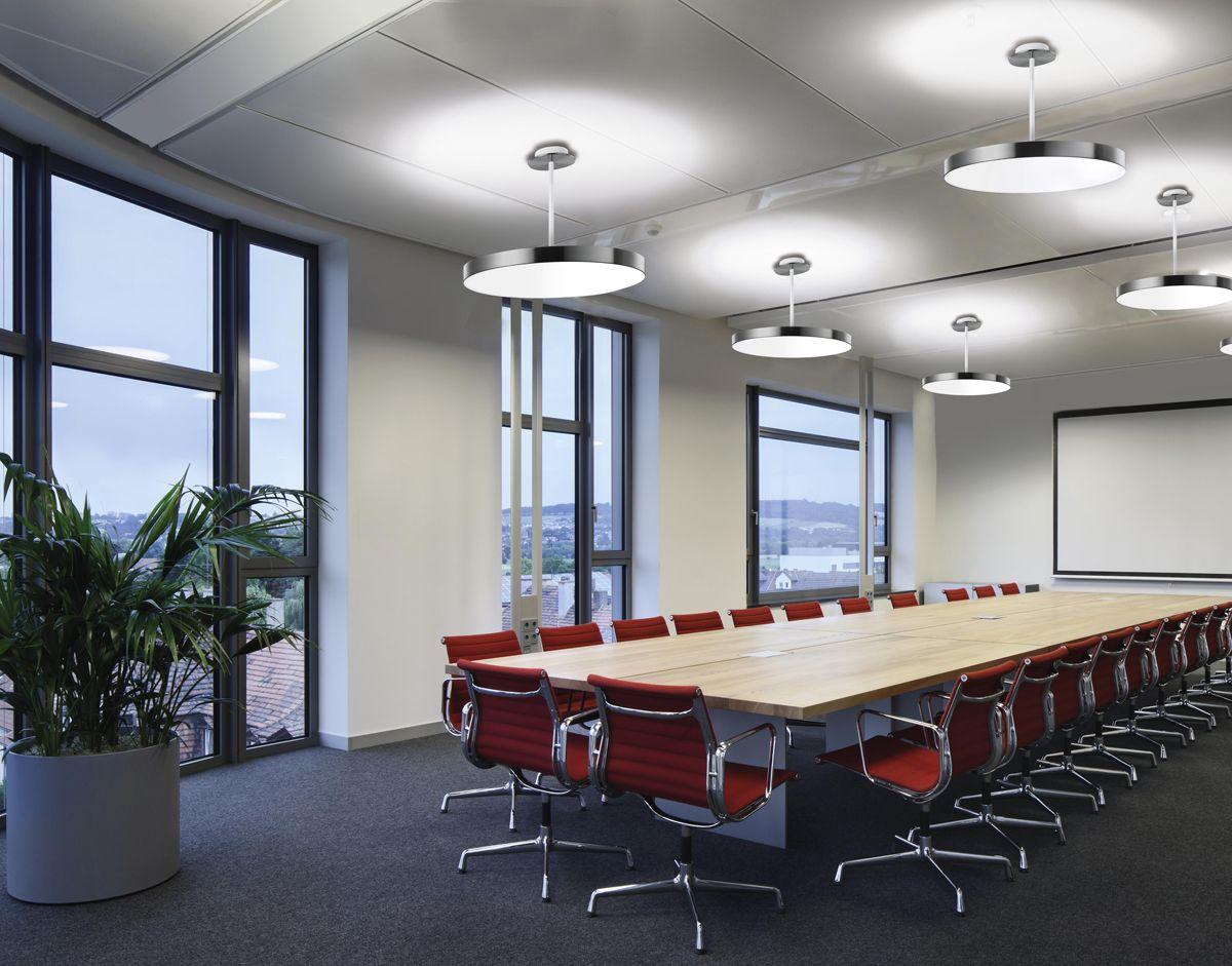 Waldmann Lighting's Vivaa Series Light architecture