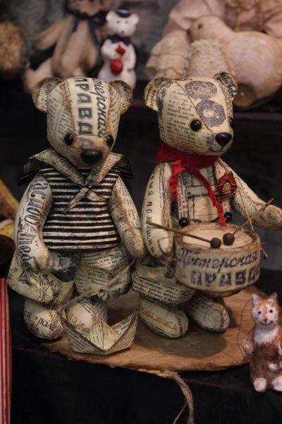 Hello Teddy 2014 (Part 2) - Fair Masters - handmade, handmade