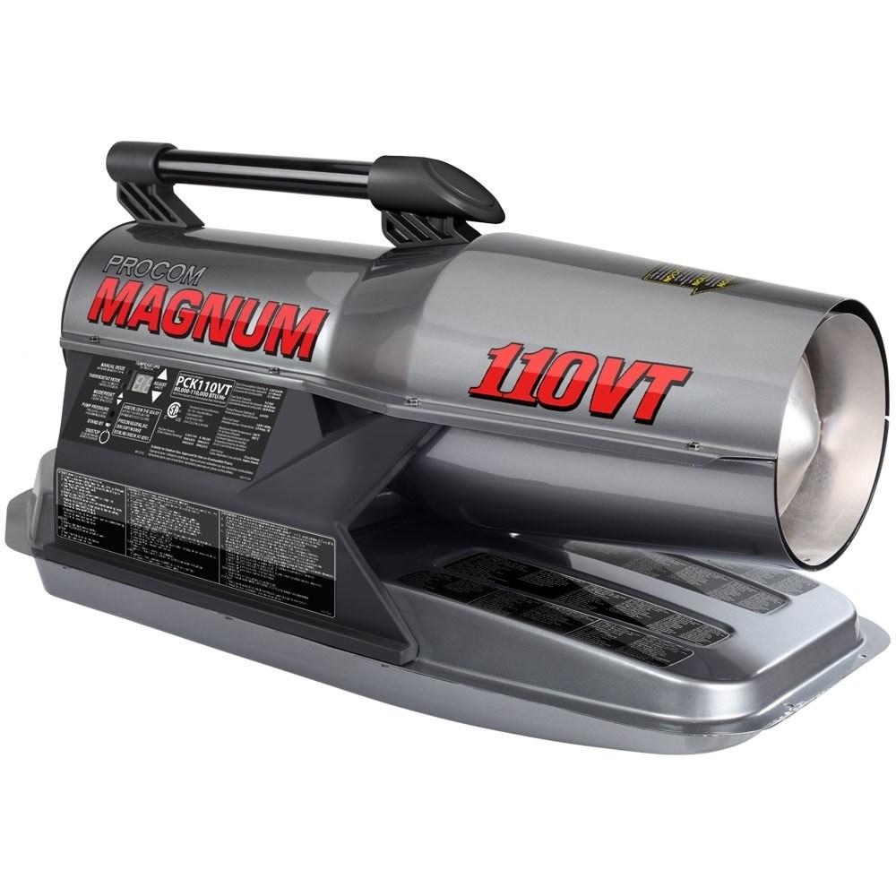 Refurbished Kerosene Forced Air Heater 80,000