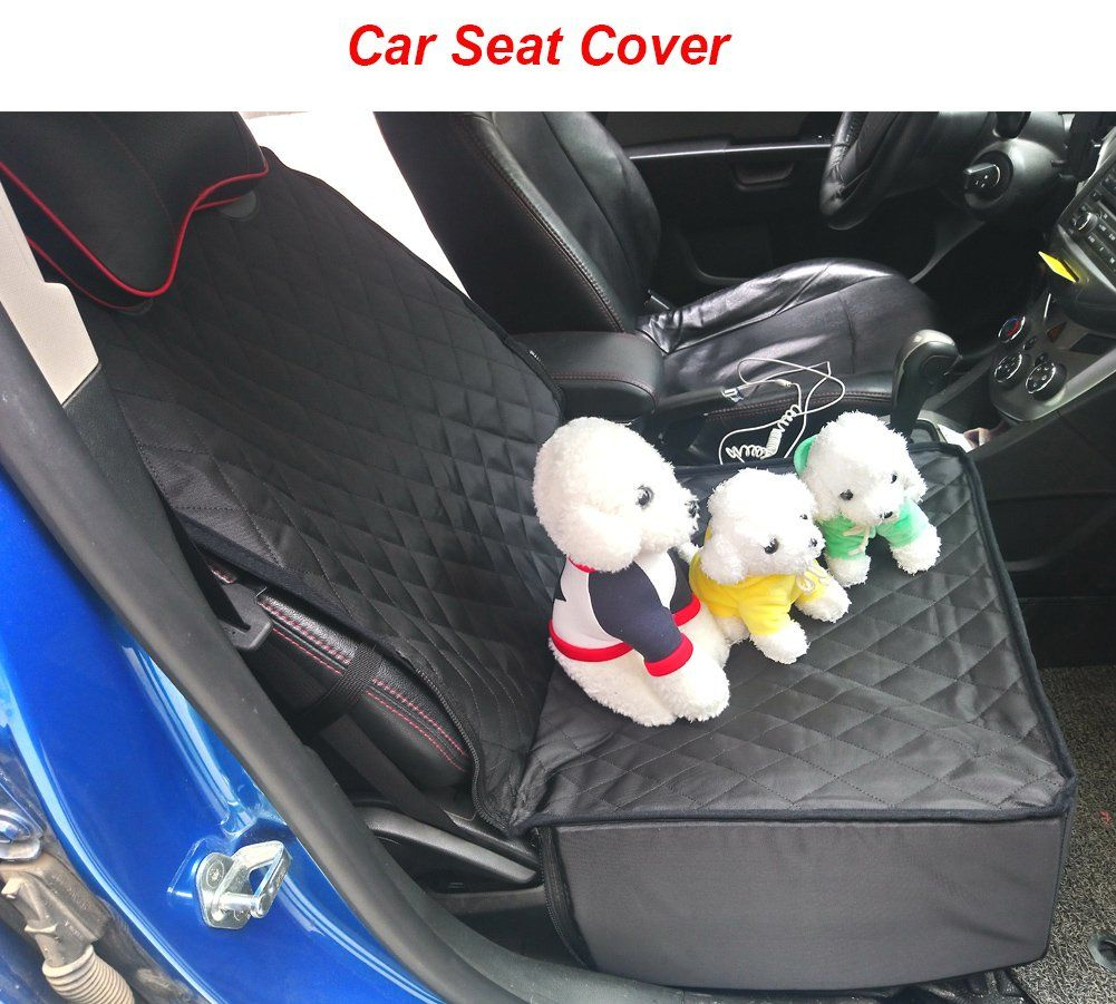 Car Pet Booster Seat Cover For 2pcs Little Puppy Chihuahua Dogs Pydersp 2in1 Front Waterproof Reusable