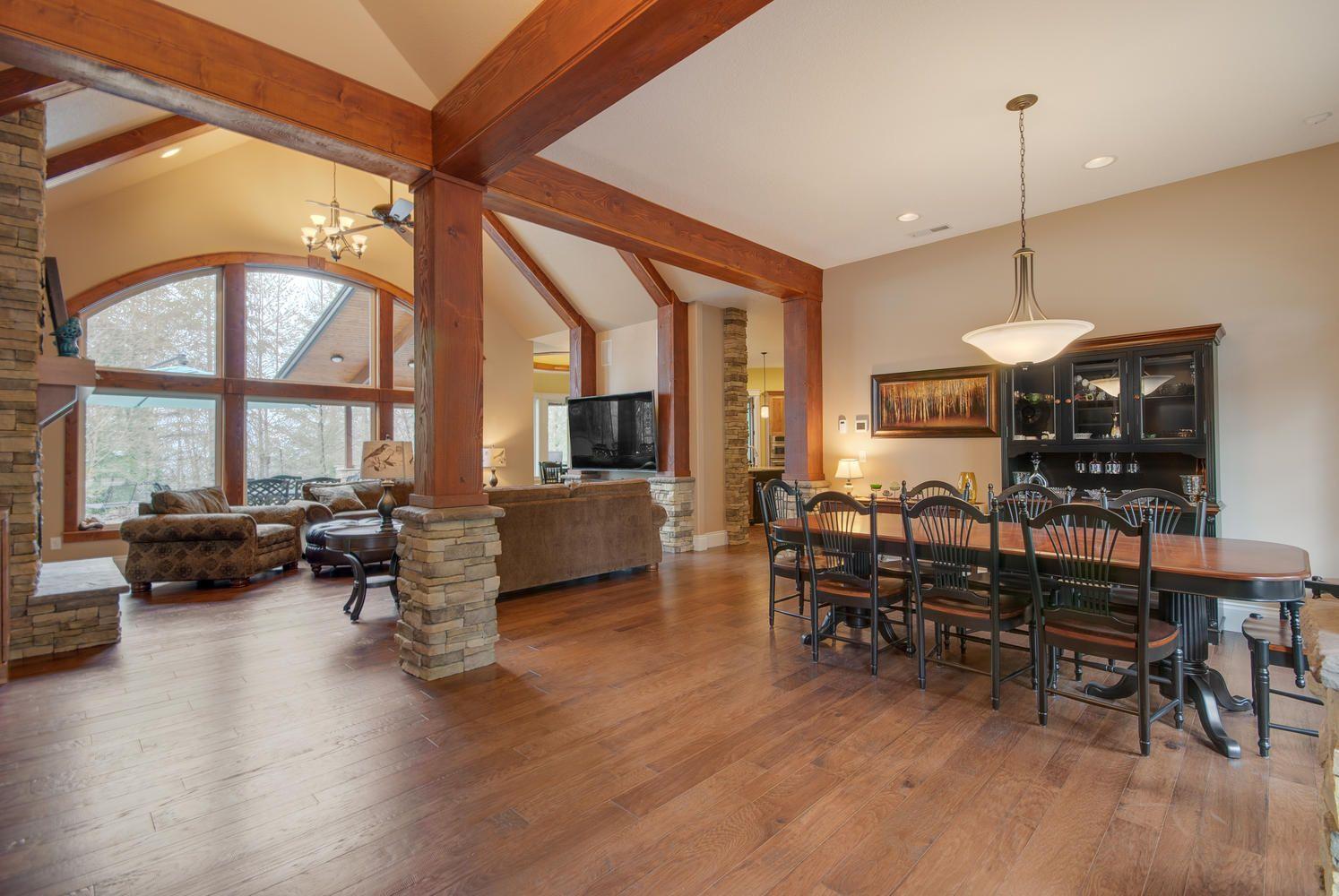 Interior Custom home designs, Custom homes, House design