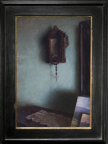Jeremy+Lipking-+The+Artist's+Bedroom+photo+by+arcadiafinearts