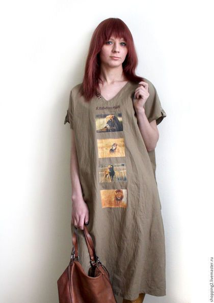 Платья ручной работы. Ярмарка Мастеров - ручная работа. Купить Платье из  льна Костюм С 10a9f4be366