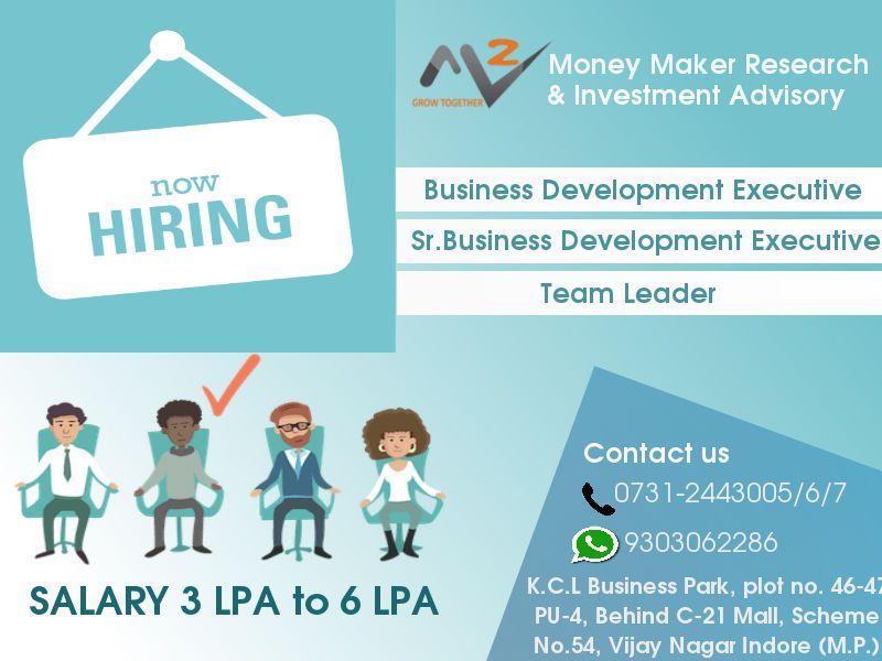 Apply Business Development Salary Today