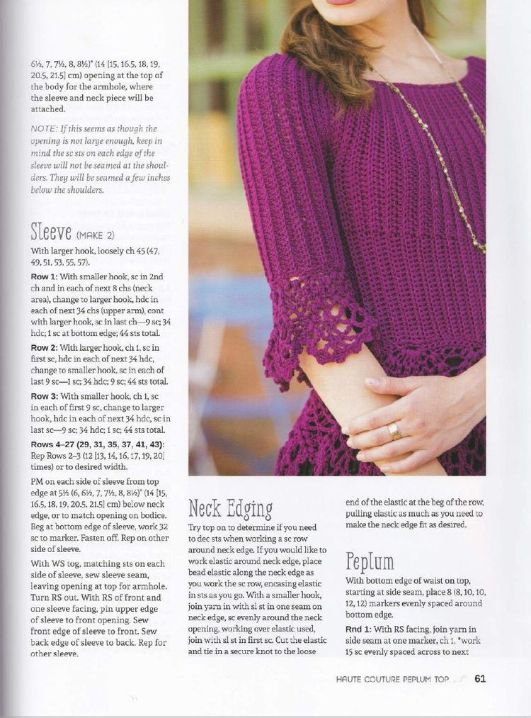 Crochet Blouse Designs Crochet Blouse Free Diagram Crochet Blouse