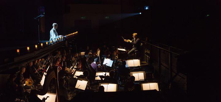 Joan Mompart Philippe Béran & L'Orchestre de Chambre de Genève (L'OCG)  GTG / Samuel Rubio