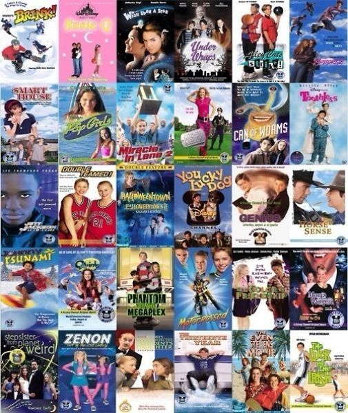Disney Channel Original Movies By Hayley Addison