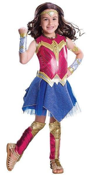 Wonder Woman Movie Costume (for children/tweens) Halloween