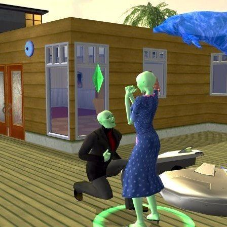 The Sims Sims Find Romance Making Friends