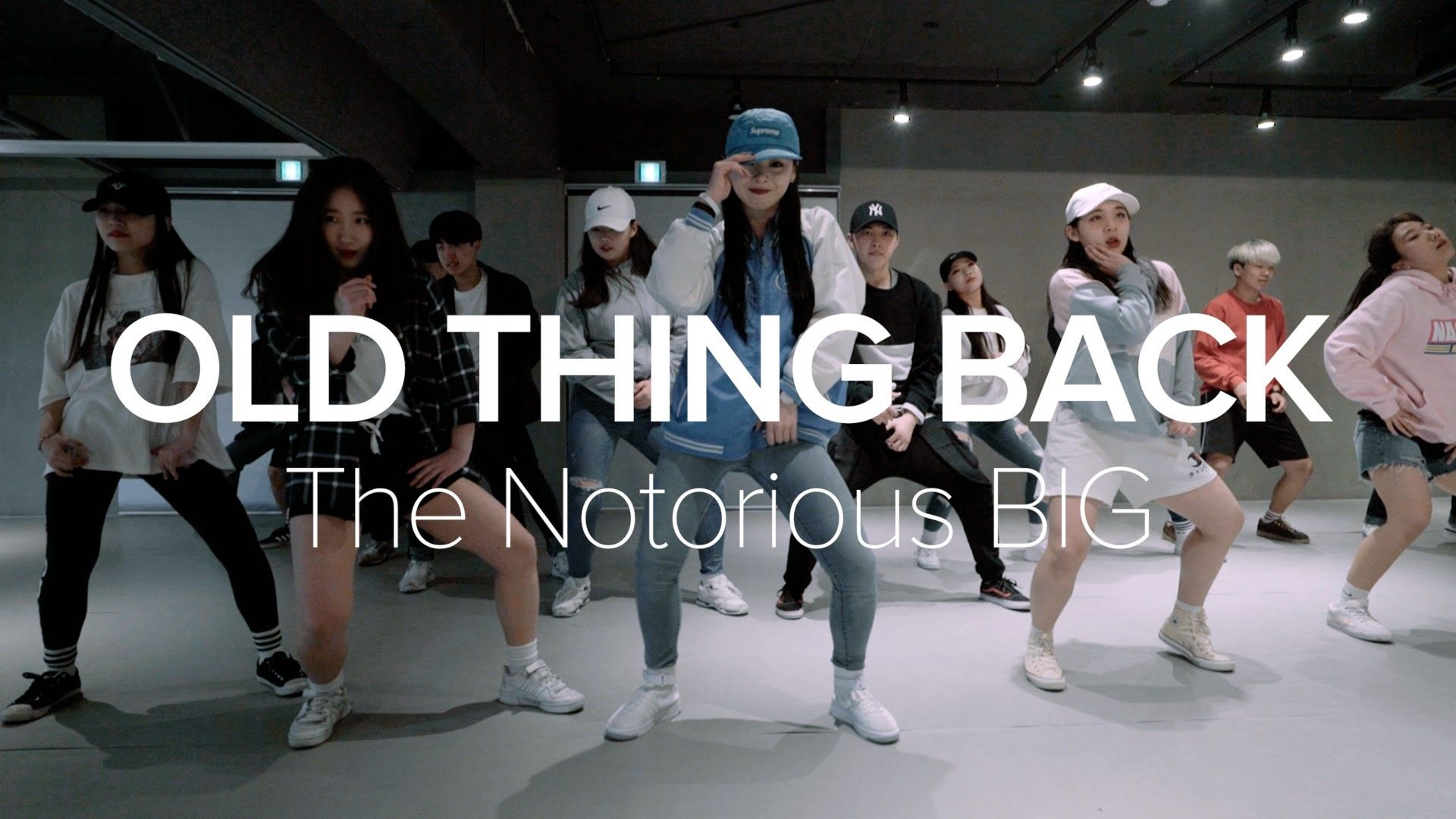 Old Thing Back The Notorious Big Sori Na Choreography