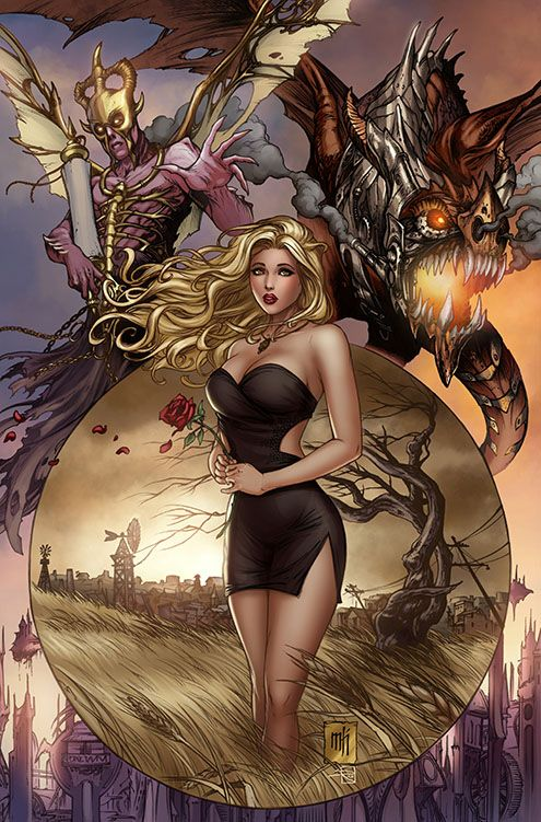 Southern Nightgown Vol 4 Mike Krome Rothic Mike