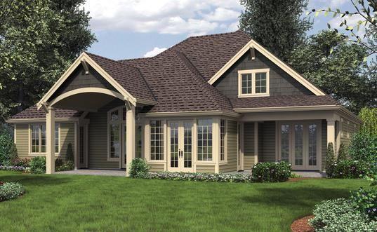 Plano de casa estilo americano planos de casas future for Casas americanas fachadas