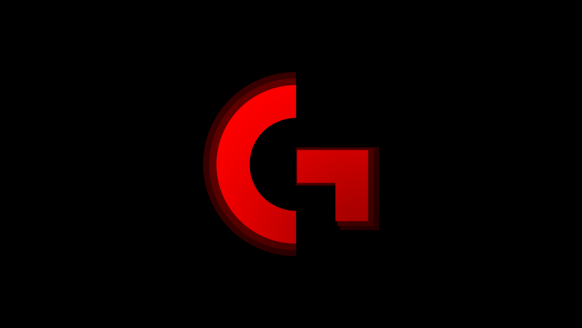 Logitech G Red In 2020 Red Wallpaper Red Logo Logo Design