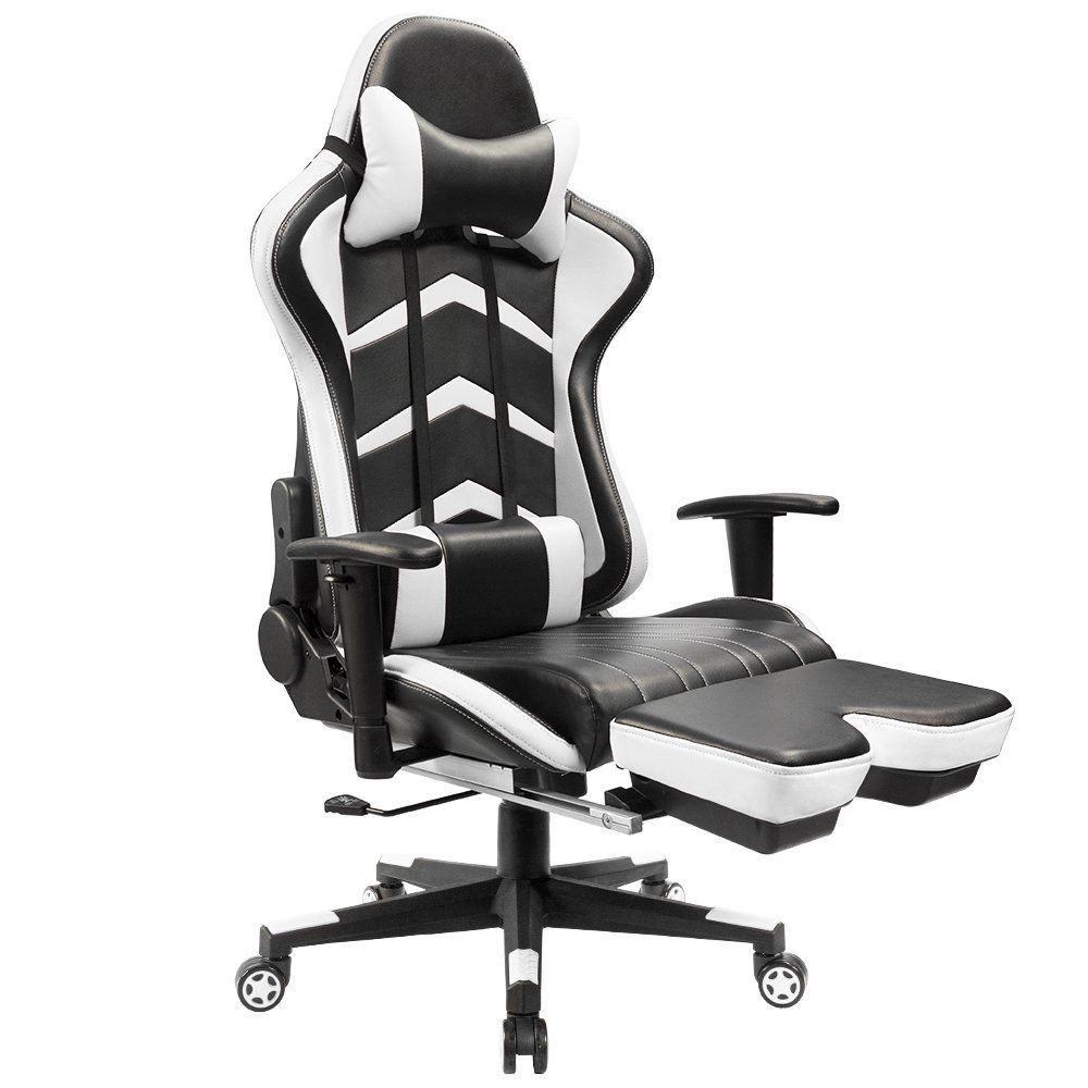 Pleasant Amazon Com Furmax Gaming Chair High Back Racing Chair Ncnpc Chair Design For Home Ncnpcorg