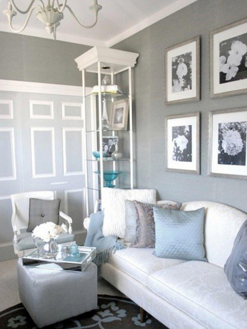 Bedroom colors blue gray - Blue Bedroom Decoration Artistic Decorating Grey