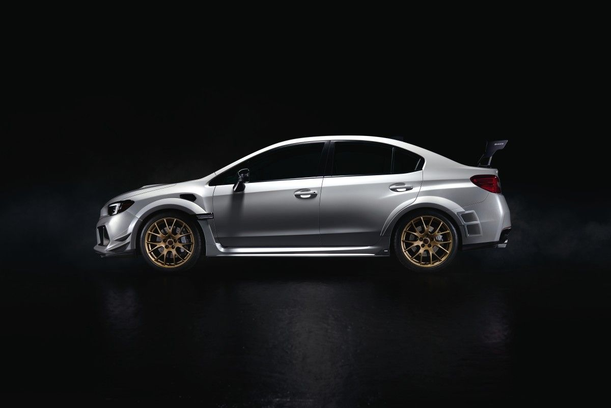 Subaru S Sti S209 Will Be Its Most Powerful Model Ever Subaru Subaru Sti Subaru Crosstrek
