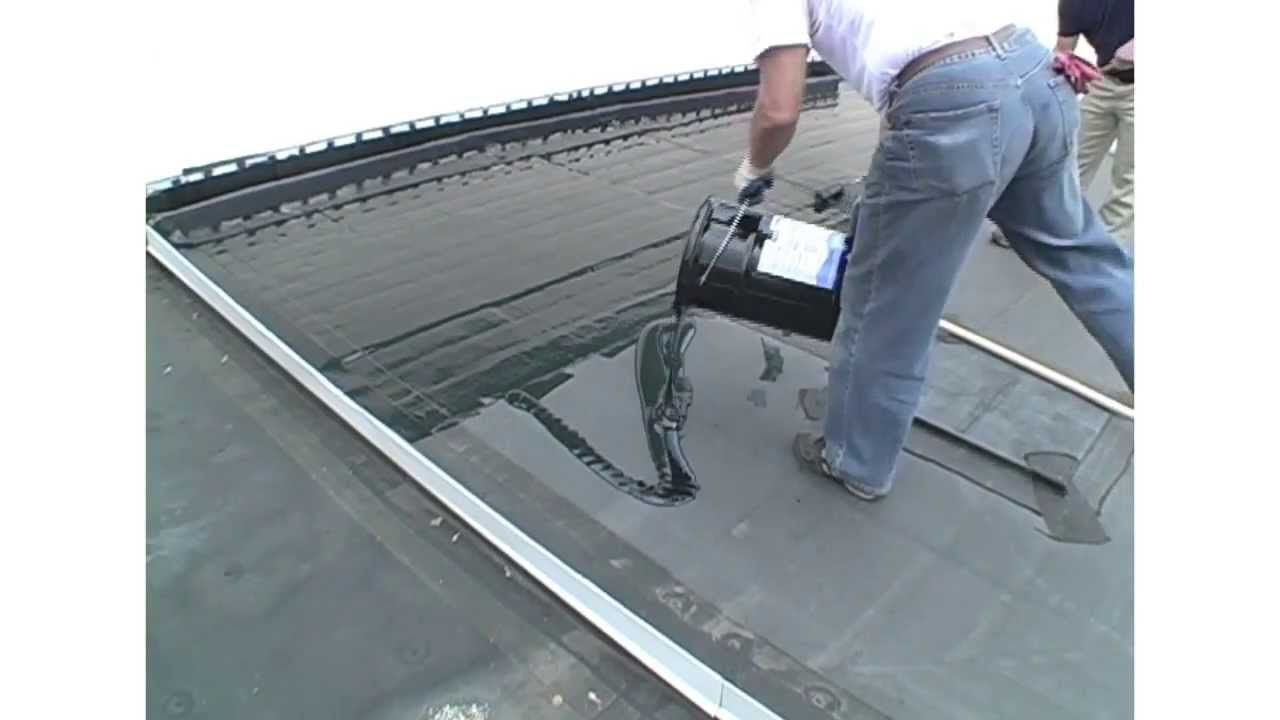 Manual Application Guidelines For Liquid Rubber And Liquid Roof A Epdm C Liquid Rubber Liquid Roof Roof Coating