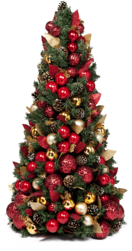 Download Christmas S D Clipart Png Photo Png Free Png Images Real Xmas Trees Fake Christmas Trees Realistic Artificial Christmas Trees
