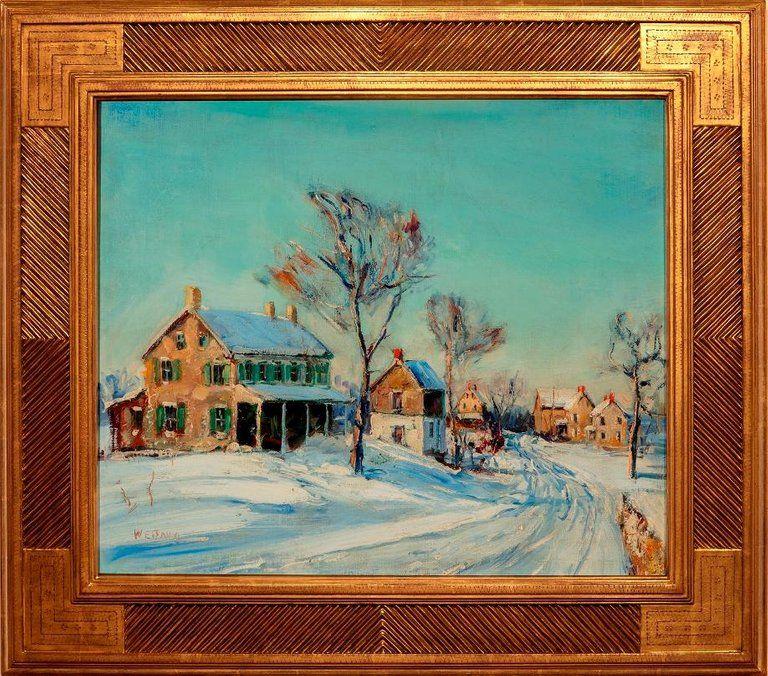 "Walter Emerson Baum ""Road to Argus"""