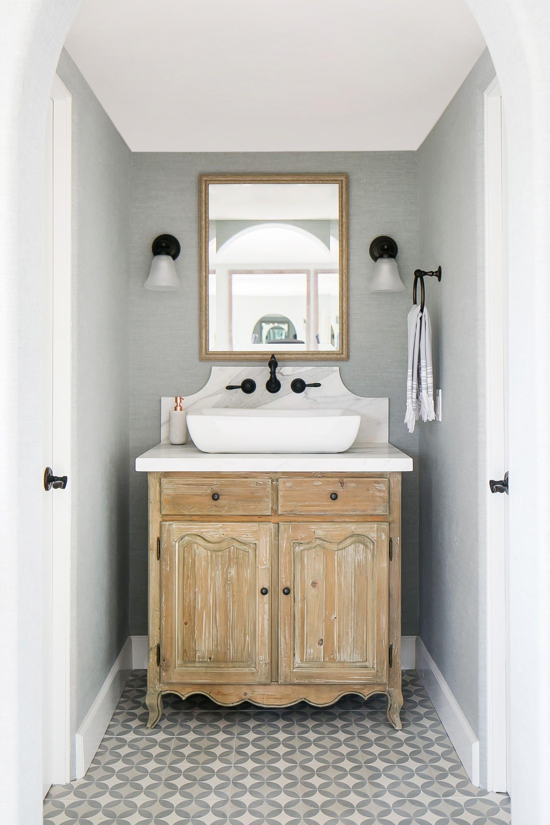 15 Incredible Bathroom Design Ideas Dresser Vanity Guest Bedrooms Design Firms