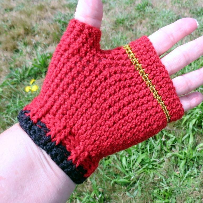 star trek crochet - Google Search | Crochet Patterns | Pinterest
