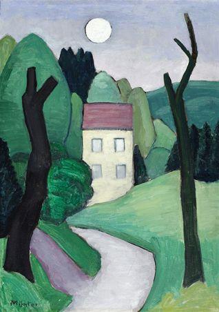 Moderne. Gemälde Aus Der Sammlung | Landschaft Verschieden | Pinterest |  Chemnitz.